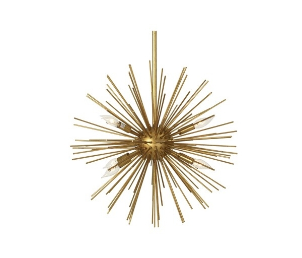 Mini Sputnik Chandeliers With Most Popular Sputnikgoldchandeliersmall23In E1451512569226 For Brilliant House (View 7 of 10)
