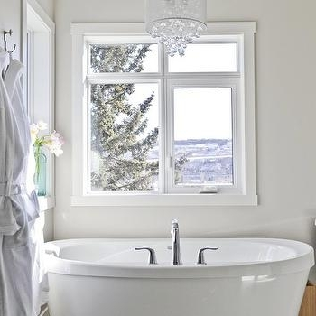 Modern Bathroom Chandelier Lighting With Most Recent Chandelier Over Tub Design Ideas (View 6 of 10)