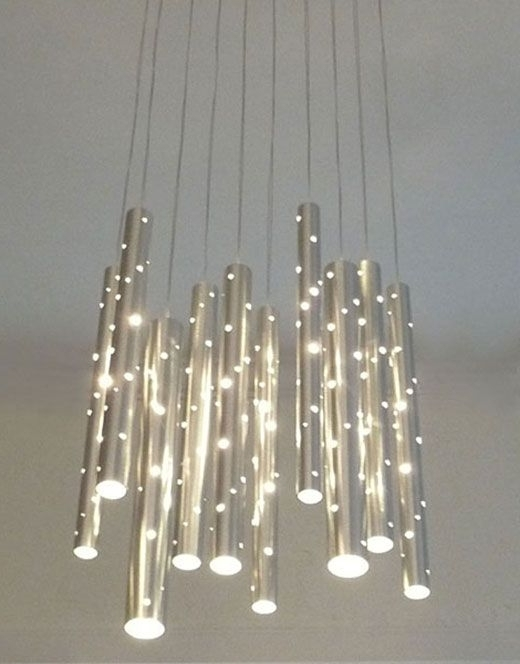 Modern Chandeliers (View 5 of 10)