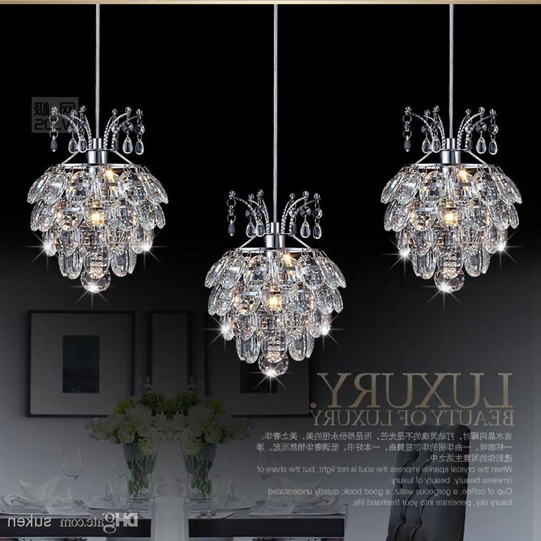 Featured Photo of Modern Pendant Chandelier Lighting
