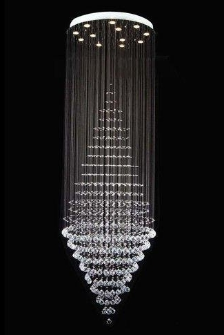 Modern Entry Chandeliers Are The Symbols Of Modern Life Style Modern Regarding Trendy Modern Light Chandelier (View 2 of 10)