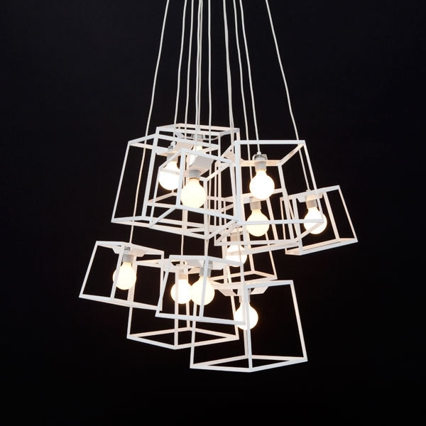 Modern Light Chandelier Intended For Best And Newest Chrome Crystal 4 Light Round Ceiling Chandelier Modern Chandelier (View 6 of 10)