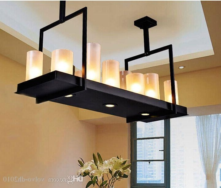 Modern Wrought Iron Chandeliers Throughout Well Known Evin Reilly Altar Modern Pendant Lamp Remote Control Chandelier (View 6 of 10)