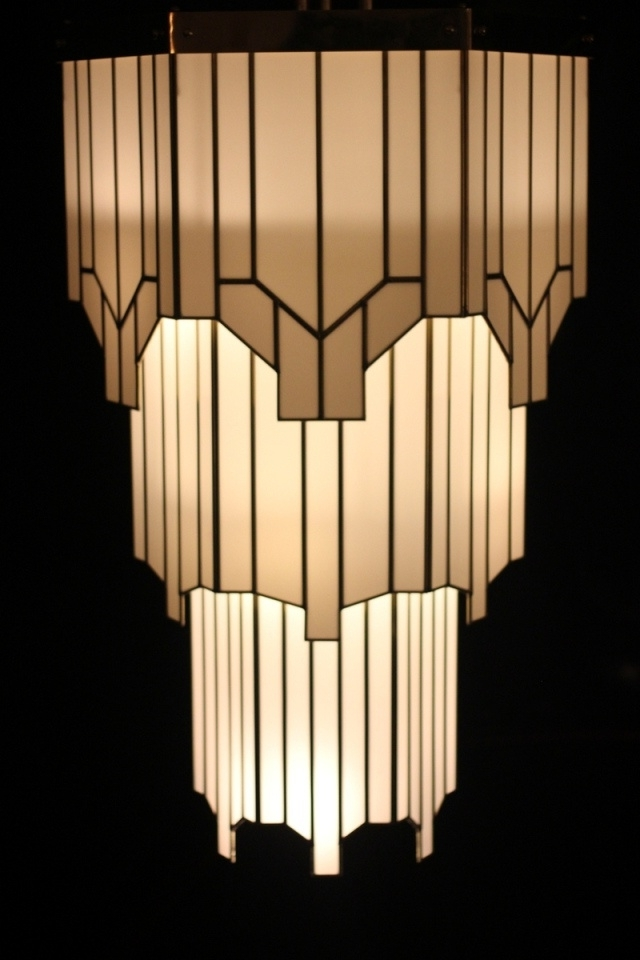 Most Current Art Deco Chandelier Spectacular Zig Zag Movie Theater – Golfocd Throughout Art Deco Chandeliers (View 7 of 10)