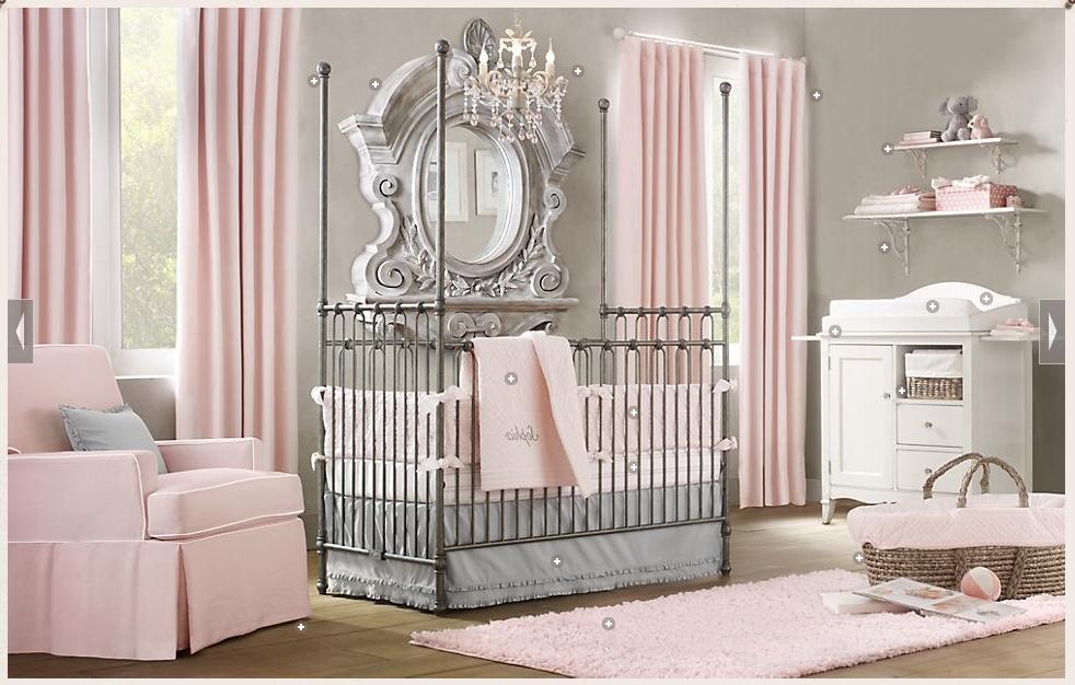 10 best ideas of chandeliers for girl nursery most current baby nursery decor start overhaul baby girl nursery chandeliers regarding chandeliers for girl aloadofball Images