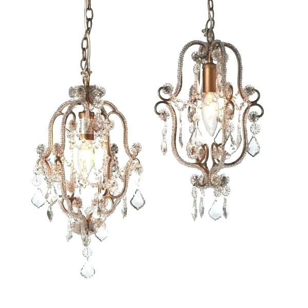 Most Current Mini Crystal Chandeliers Regarding Small Crystal Chandeliers Plus Mini Crystal Chandelier Mini Crystal (View 4 of 10)