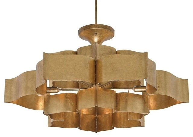 Most Popular Asian Chandeliers For  (View 9 of 10)