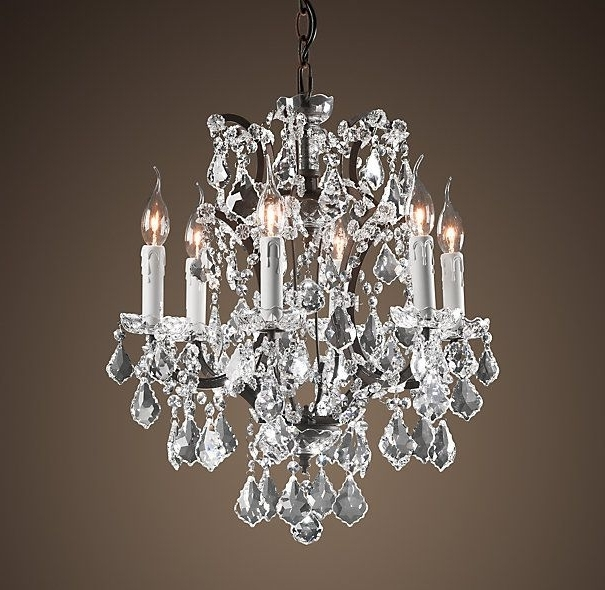 Most Popular Chandelier (View 8 of 10)