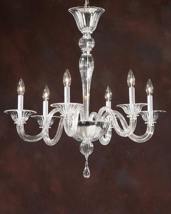 Most Popular Glass Chandeliers In Venetian Glass Chandeliers From Murano, Italy; Murano Glass (View 5 of 10)
