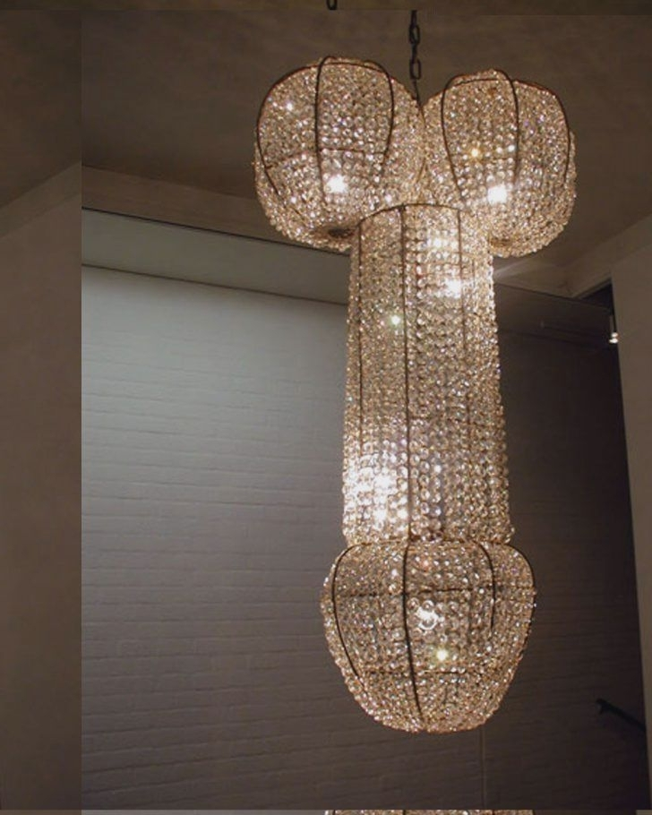 Most Recent Bubble Chandelier (View 7 of 10)