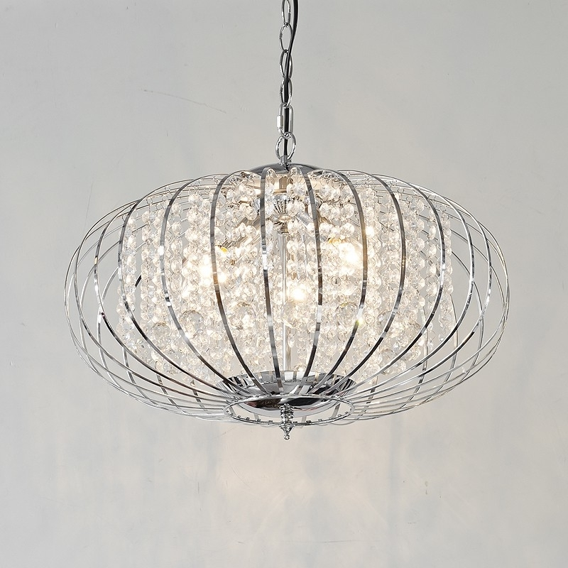 Most Recent Caged Chandelier With Regard To Caged Chandelier – Be Fabulous! (View 7 of 10)