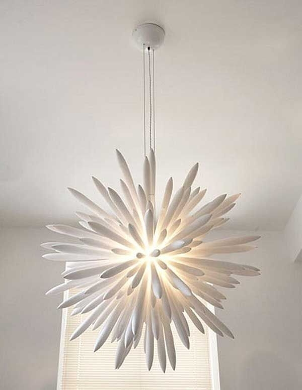 Most Recent Contemporary Chandeliers (View 7 of 10)