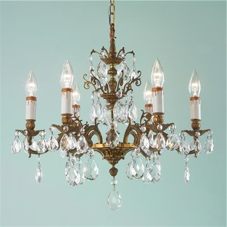 Most Recent Home Design : Good Looking Old Brass Chandelier Home Design Old In Old Brass Chandeliers (View 8 of 10)