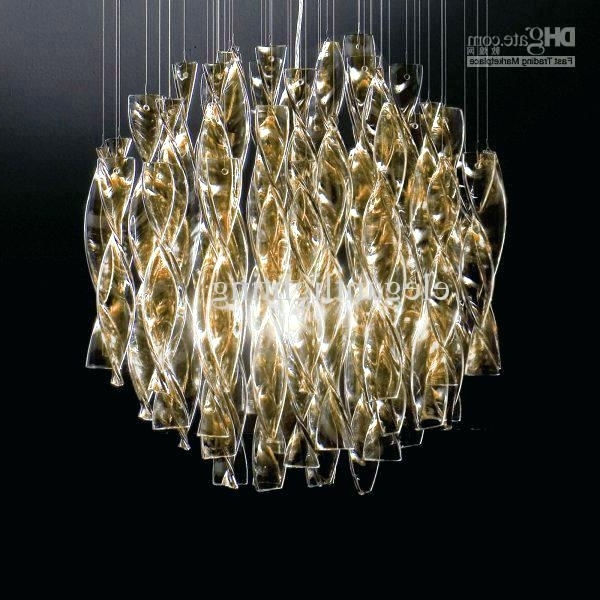 Most Recent Large Glass Chandelier For Square Glass Chandelier Square Glass Chandelier Square Glass Shade (View 9 of 10)