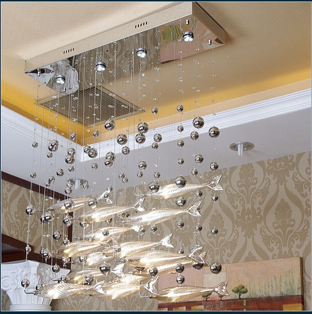 Featured Photo of Chandelier For Restaurant