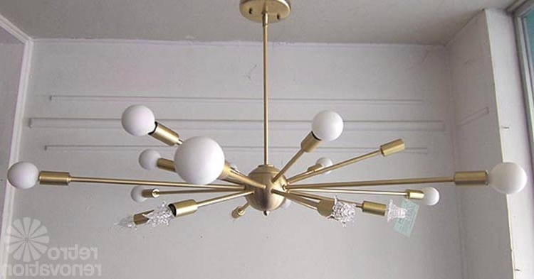 Most Recent Where To Buy Sputnik Chandelier Lights Made Today Practical Intended Throughout Mini Sputnik Chandeliers (View 8 of 10)