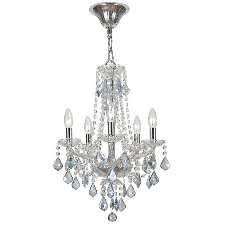 Most Recently Released 43 Best Small Chandeliers Images On Pinterest (View 2 of 10)