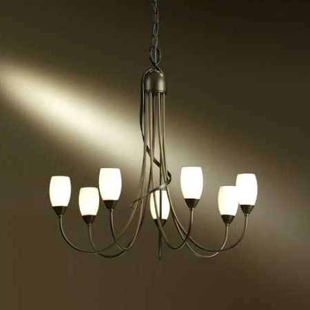 Most Recently Released Hubbardton Forge Flora Chandelier Together With Medium Size Of For 7 Light Chandeliers (View 8 of 10)