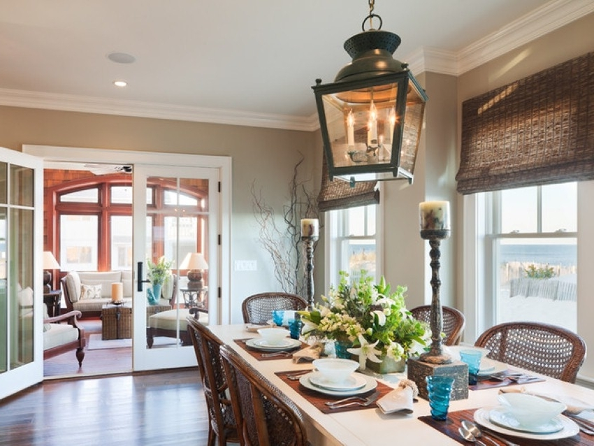 Most Recently Released Indoor Lantern Chandelier Throughout Interesting Decoration Lantern Chandelier For Dining Room Valuable (View 6 of 10)