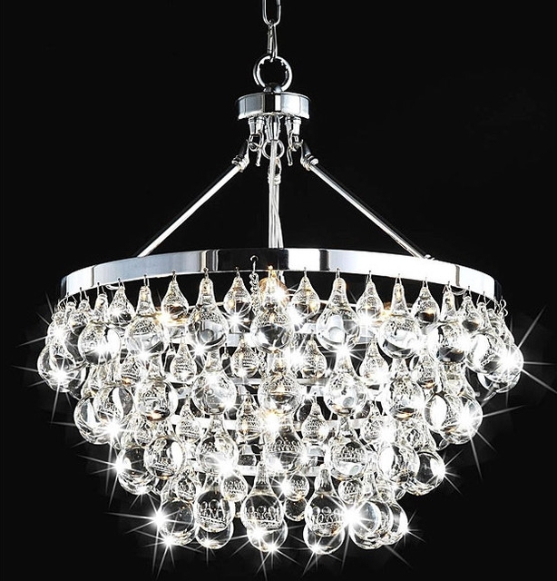 Most Recently Released Nice Crystal Lighting Chandelier Round Chandeliers For Elegant With Sparkly Chandeliers (View 10 of 10)