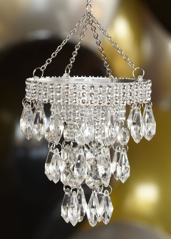 Featured Photo of Tiny Chandeliers