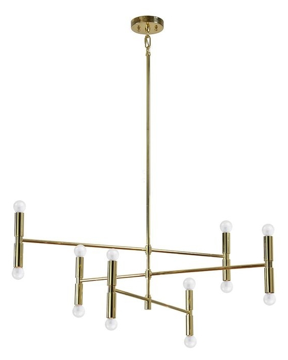 Most Recently Released Unique Gold Modern Chandelier 69 For Small Home Remodel Ideas With Intended For Gold Modern Chandelier (View 2 of 10)