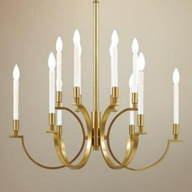 Most Up To Date Chandeliers Brass Top 5 Brass Chandeliers For Your Living Room Top 5 Within Brass Chandeliers (View 8 of 10)