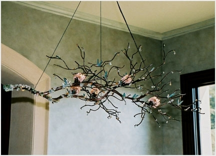 Most Up To Date Floating Branch Chandelier Throughout Branch Chandeliers (View 8 of 10)