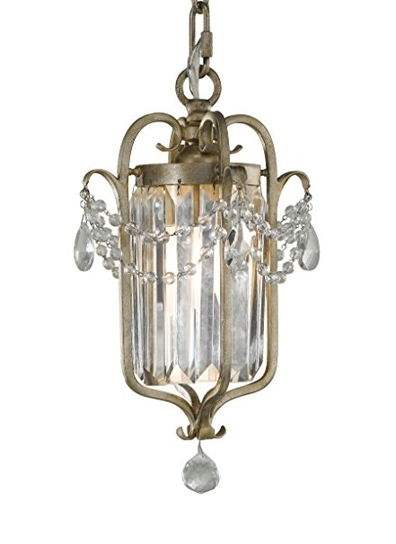 Most Up To Date Gianna Mini Chandeliers Regarding Feiss F2474/1gs Gianna Collection 1 Light Mini Duo Chandelier (View 7 of 10)