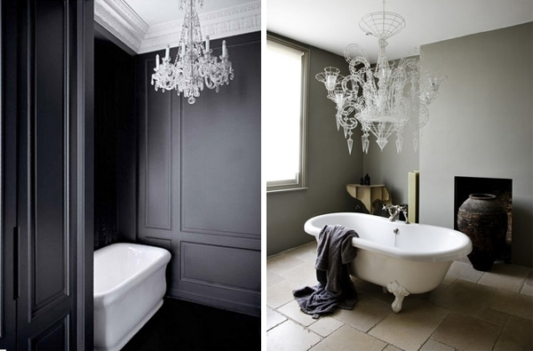Most Up To Date Modern Bathroom Chandeliers Amazing Modern Bathroom Chandeliers In Modern Bathroom Chandeliers (View 10 of 10)