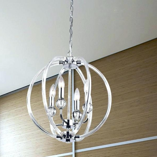 Most Up To Date Small Chrome Chandelier – Dalgueselection Pertaining To Small Chrome Chandelier (View 6 of 10)