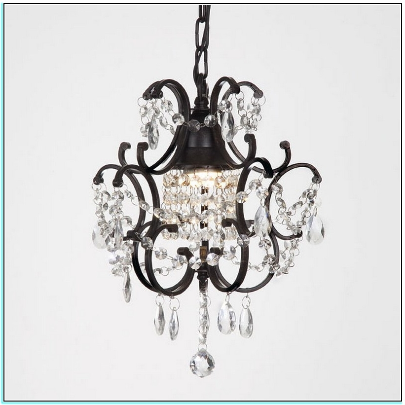 Most Up To Date Small Glass Chandelier For Bathroom – Torahenfamilia Beautiful With Small Glass Chandeliers (View 5 of 10)
