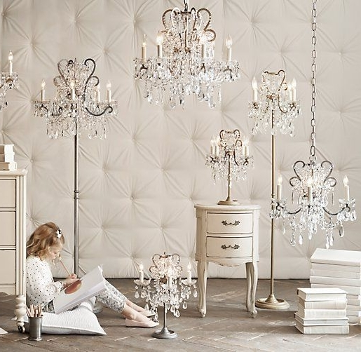 Most Up To Date Stand Up Chandelier – Design Decoration Pertaining To Stand Up Chandeliers (View 5 of 10)