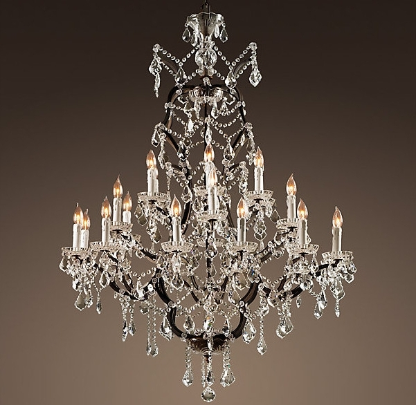 Most Up To Date Traditional Chandelier With Regard To Enchanting Traditional Crystal Chandeliers Chic Traditional Crystal (View 2 of 10)