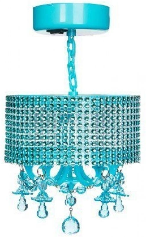 Most Up To Date Turquoise Locker Chandeliers Throughout Locker Accessories For Girls Decorations Hanging Lamp Glam Light (View 9 of 10)