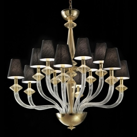 Murano Glass Chandeliers For Sale From Italy (View 3 of 10)