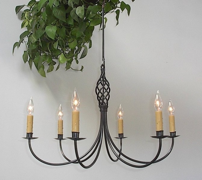 Newest Ace Wrought Iron Chandeliers For Cast Iron Chandelier (View 10 of 10)