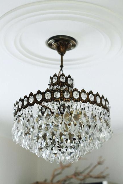 Newest Antique French Chandeliers – Stephenphilms (View 4 of 10)