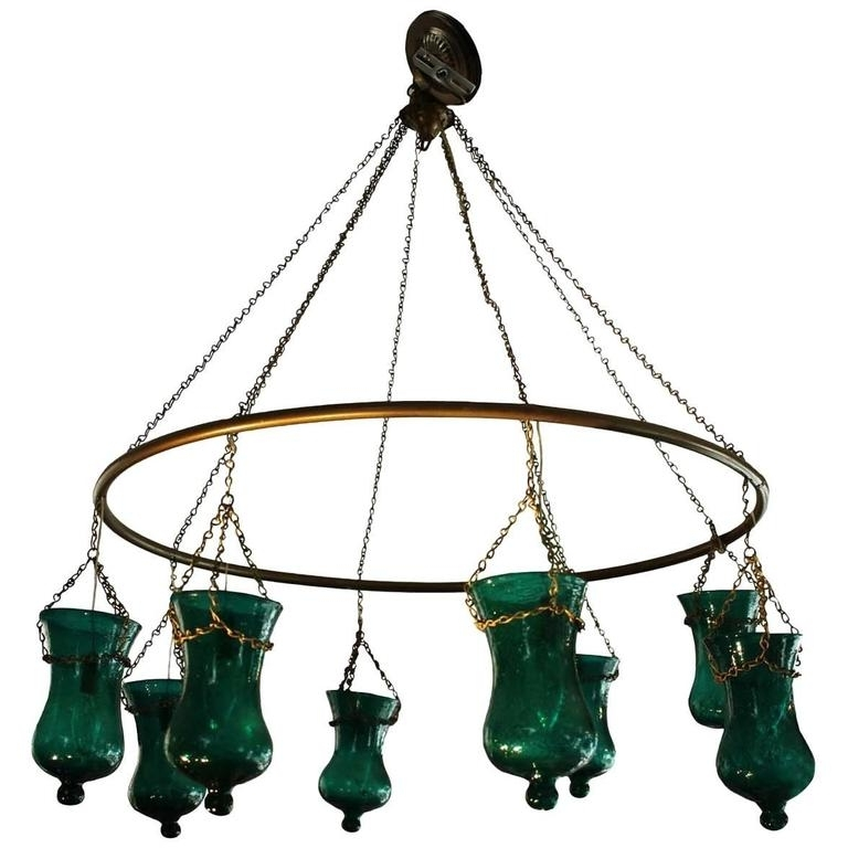 Newest Custom Egyptian Chandelier For Sale At 1stdibs With Egyptian Chandelier (View 10 of 10)
