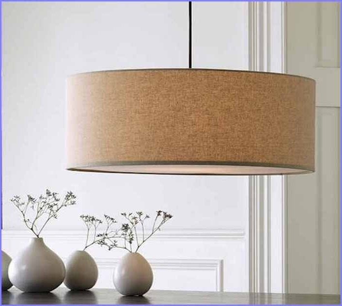 Newest Drum Lamp Shade Chandelier Tall Shades Home Design Ideas 2 Best 25 Within Drum Lamp Shades For Chandeliers (View 8 of 10)