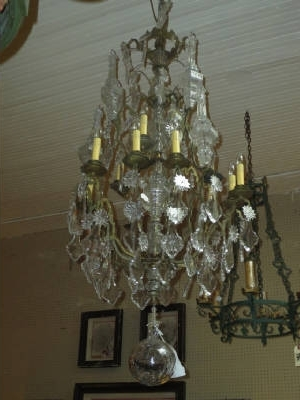 Newest Home Design : Surprising Vintage French Chandelier Ema88 04 L Home Throughout Vintage French Chandeliers (View 9 of 10)