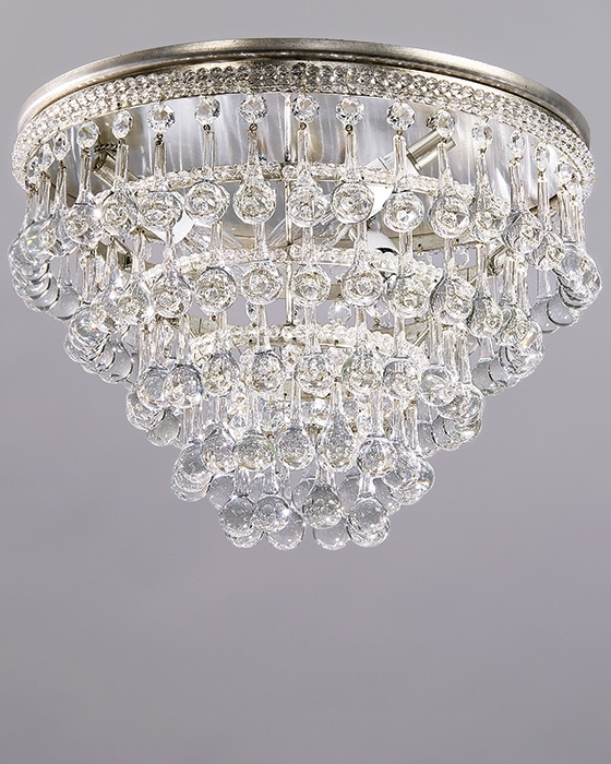 Newest Small Glass Chandeliers Intended For Small Glass Chandelier For Bathroom Torahenfamilia Beautiful (View 6 of 10)