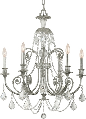 Newest Traditional Crystal Chandeliers – Brand Lighting Discount Lighting Within Traditional Crystal Chandeliers (View 9 of 10)