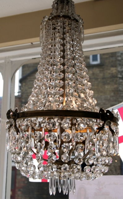Of Stunning Large Edwardian Chandeliers Pertaining To Most Current Edwardian Chandeliers (View 9 of 10)