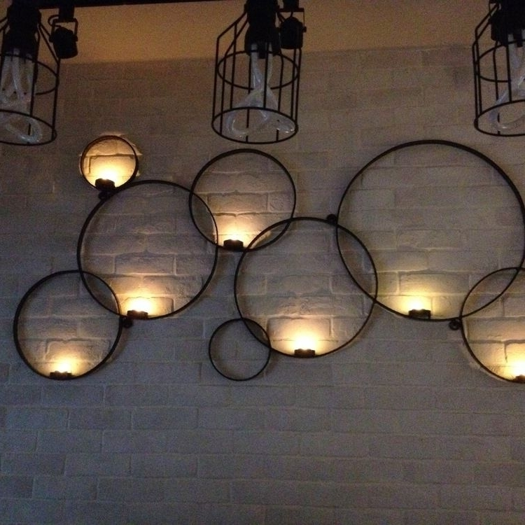 Pinteres… In Famous Wall Mounted Candle Chandeliers (View 2 of 10)