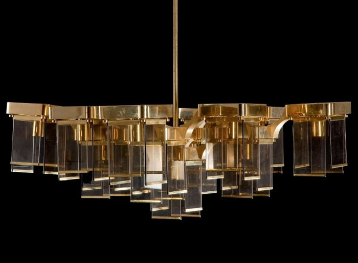 Pinterest With Best And Newest Brass And Glass Chandelier (View 9 of 10)