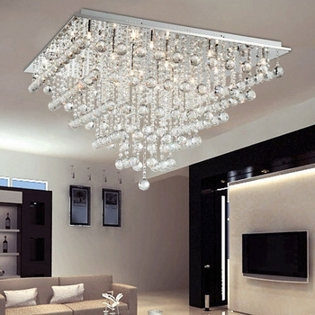 Popular Chandelier For Low Ceiling Living Room – Ulsga Inside Modern Chandeliers For Low Ceilings (View 9 of 10)