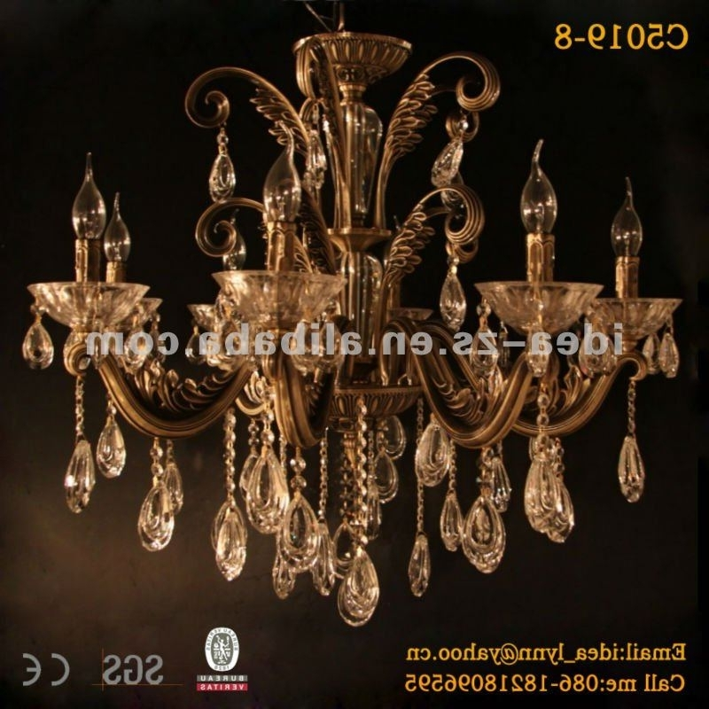 Popular Chinese Chandeliers With Regard To Chinese Or Egyptian Crystal Chandeliers Price – Buy Egyptian Crystal (View 10 of 10)