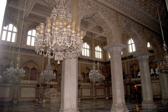 Popular Khilwat Mubarak Ornate Chandeliers – Picture Of Chowmahalla Palace Pertaining To Ornate Chandeliers (View 10 of 10)