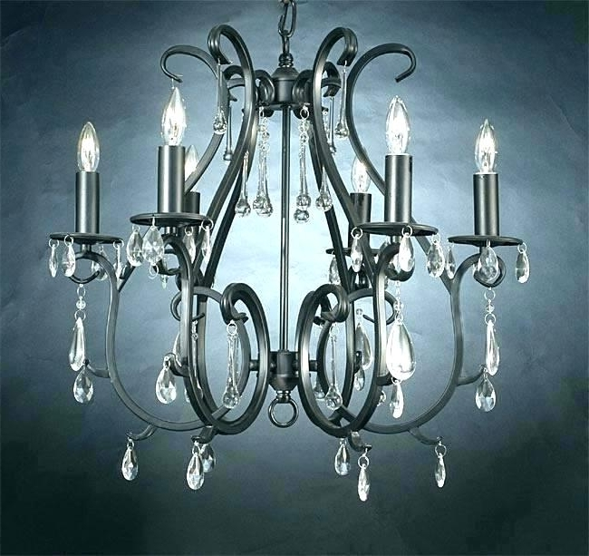 Featured Photo of Metal Ball Candle Chandeliers